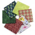 FAT QUARTER CACTUS - PACK 6 UDS