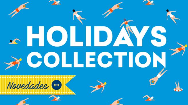 Holidays Collection Indigo Fabrics