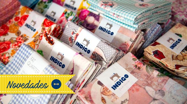 Bundles Kit Fat Quarter Indigo Fabrics